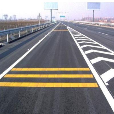 无锡交通设施标线施工